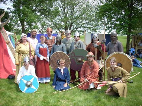 The Vikings at Tivoli