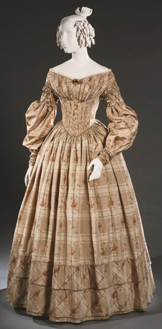 A Lovely Dress from the 1830's